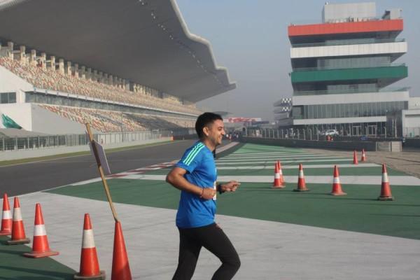 BIC F1 Half Marathon